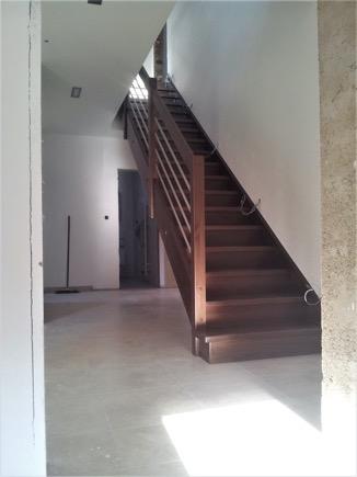 Rovnoramenné schodiště na zakázku Hlubočky - 1