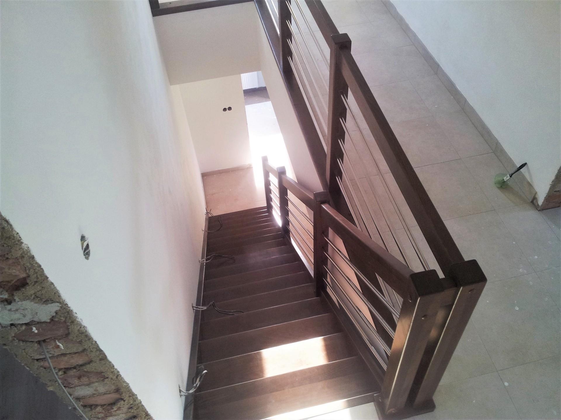 Rovnoramenné schodiště na zakázku Hlubočky - 2