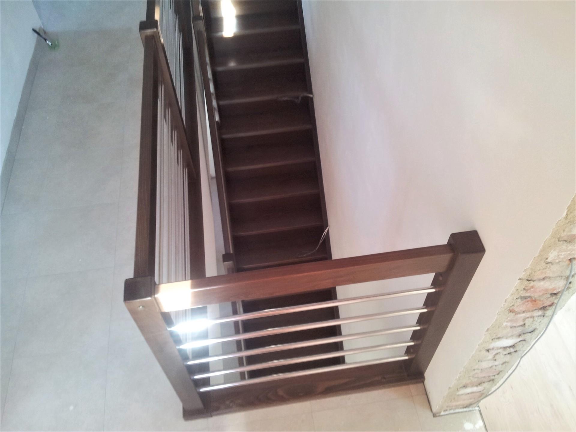 Rovnoramenné schodiště na zakázku Hlubočky - 4